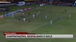 Corinthians vence e segue líder do Brasileirão