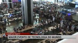 Brasília recebe pela primeira vez a Campus Party