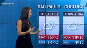 Temperaturas despencam em cidades brasileiras