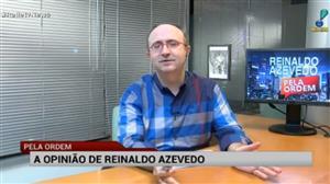 """""""Ministro Barroso não entende nada de Direito Penal"""", diz Reinaldo Azevedo"""