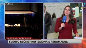 Evento com investidores é realizado em São Paulo
