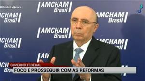 Meirelles garante que Brasil está saindo da crise