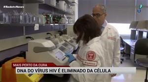 DNA do vírus HIV é eliminado em camundongos