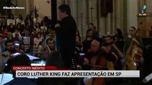 Coro Luther King se apresenta neste domingo em São Paulo
