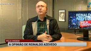 """""""Procuradoria-Geral absolveu PT aos olhos de muitos"""", diz Reinaldo Azevedo"""
