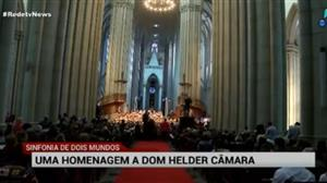 Peça histórica de Dom Helder Câmara é apresentada em SP