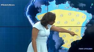Sol predomina na maior parte do Brasil nesta quarta