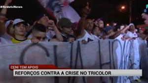Perto do Z4, São Paulo vive crise no Campeonato Brasileiro