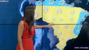 Brasil promete ter quinta-feira quente e seca