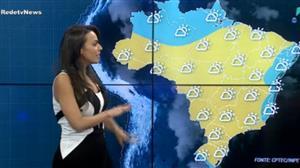 Massa de ar seca volta a predominar no Brasil nesta sexta