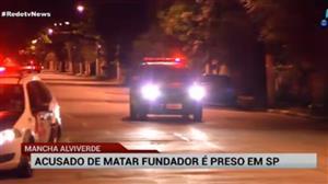 Preso suspeito de matar fundador da torcida Mancha Alviverde
