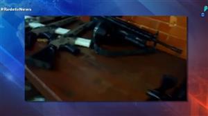 Nas redes sociais, criminosos comemoram a chegada de armas no Rio