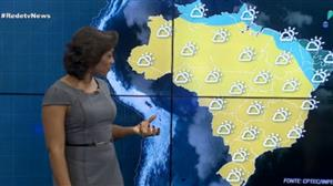 Sul, Centro-Oeste e Sudeste não terão chuva nesta sexta (21)