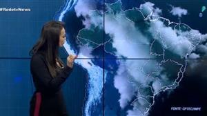 Chuva deve atingir com força o litoral do Nordeste neste sábado (22)