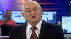 """""""Não é o momento para aumentar o salário dos procuradores"""", diz Boris Casoy"""