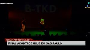 Korean Pop Festival realiza final em São Paulo