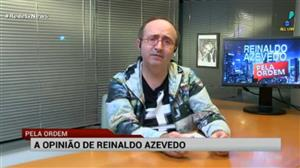 """Reinaldo Azevedo: """"Rio de Janeiro perdeu a condição de governar a si mesmo"""""""