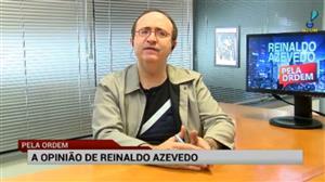 """Reinaldo Azevedo: """"Governo sai fortalecido após arquivamento de denúncia"""""""