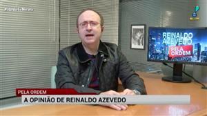 """""""PT recebeu mais em emendas parlamentares que o PSDB"""", diz Reinaldo Azevedo"""