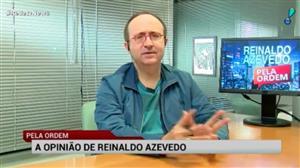 """""""Desde quando o PGR pode ameaçar o presidente?"""", questiona Reinaldo Azevedo"""
