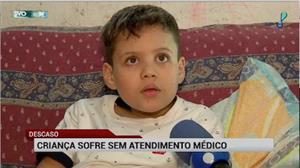 Prótese colocada em coluna de criança se rompe e ameaça perfurar órgão