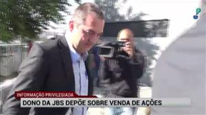 Irmãos Batista prestam depoimento à PF em SP