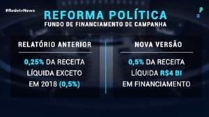 Comissão da Câmara quer aprovar reformar política válida para 2018