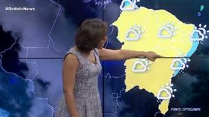 Chuva atinge parte da região Nordeste do Brasil nesta quinta-feira (10)
