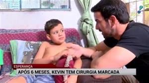 Após reportagem da RedeTV!, garoto consegue marcar cirurgia