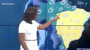 Chuva atinge boa parte do Brasil neste sábado (12)
