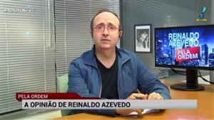 """""""Maia se comporta como ombudsman da reforma política"""", diz Reinaldo Azevedo"""