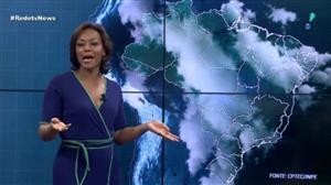 Chuva castiga região Sul neste domingo (13)