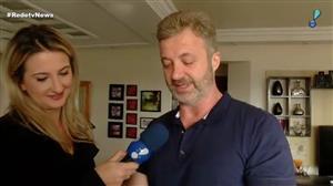 Repórter do RedeTV News faz homenagem para o Dia dos Pais