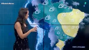 Sul, Sudeste e Centro-Oeste terão chuva nesta terça (15)
