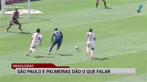 São Paulo vira sobre o Cruzeiro e respira no Brasileirão