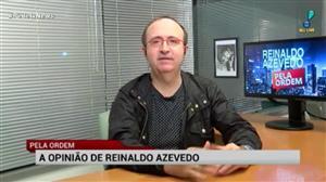 """Reinaldo Azevedo: """"Matemática explica por que déficit terá de ser revisto"""""""