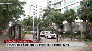 PF faz busca em escritório e apartamento de ex-secretário do Rio