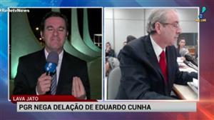 MPF suspende negociação de acordo de delação de Cunha