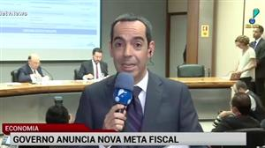 Governo anuncia novas metas fiscais para 2017 e 2018