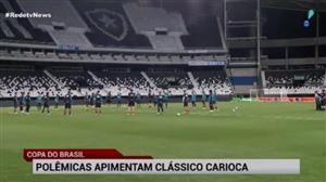 Clássicos marcam as semifinais da Copa do Brasil