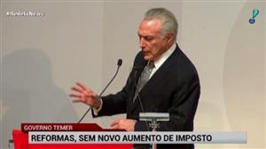 Em defesa das reformas, Temer diz que não é populista