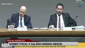 Governo diminui em R$ 10 o salário mínimo para 2018