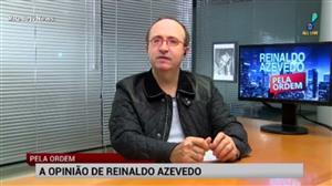 """""""Procuradores da Lava Jato precisam ser processados"""", diz Reinaldo Azevedo"""