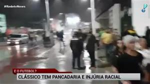 Semifinal da Copa do Brasil termina em confusão