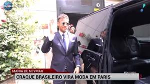 """""""Efeito Neymar"""" gera enorme impacto em Paris"""