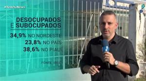 Mais de 26 milhões brasileiros estão desocupados