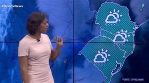 Frente fria chega ao Sul do País com risco de temporais