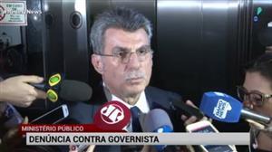 PGR denuncia Jucá por corrupção e lavagem de dinheiro