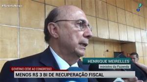 Governo volta a ceder em programa de renegociação de dívidas