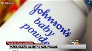 Mães ficam alertas no Brasil contra talco da Johnson & Johnson